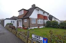 semi detached home in Gibsons Hill, Norbury...