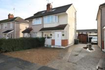 Northumberland Crescent semi detached property for sale