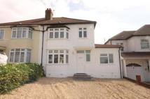4 bedroom semi detached property for sale in Springfield Road...