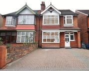 semi detached house in Mayday Road...