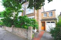 4 bed semi detached home in Maswell Park Road...