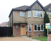 semi detached property in Lulworth Avenue...