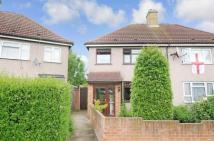 3 bedroom semi detached home in Winslow Way, Middlesex...