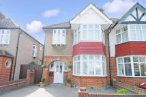 3 bedroom semi detached property in Pauline Crescent...