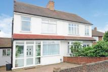 3 bed semi detached house in Nelson Road, Twickenham...