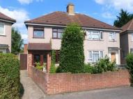 semi detached house in Winslow Way, Middlesex...
