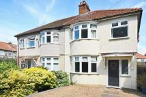 semi detached home in Kneller Gardens...