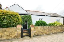 semi detached property in Nelson Road, Twickenham...