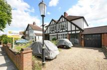semi detached house for sale in Hanworth Road, Whitton...