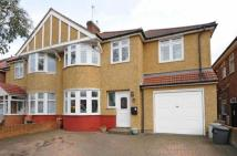 4 bedroom semi detached property for sale in Hanworth Road, Whitton...