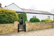 3 bed semi detached property in Nelson Road, Twickenham...