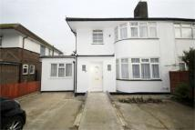 semi detached property to rent in Chase Road, London