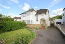 South Lodge Drive semi detached property to rent