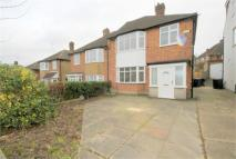 3 bedroom semi detached home in Lower Kenwood Avenue...