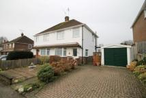 3 bed semi detached property in Horsell Park Close...