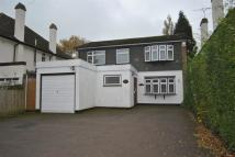 4 bed house in King Harry Lane...