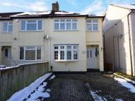 End of Terrace property in Roebuck Road...