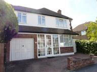 Detached property in Cumberland Drive...