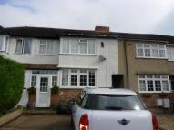 Terraced house for sale in BRIDGE ROAD, Chessington...