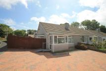 Semi-Detached Bungalow in Mead Way, Saltash