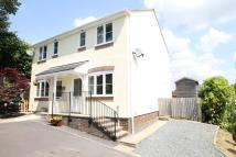 semi detached home in Bishops Close, Saltash