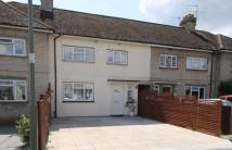 Terraced home for sale in Almond Close...