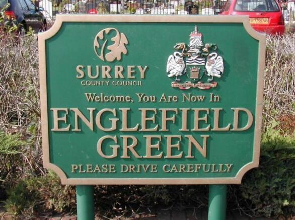 Englefild Green