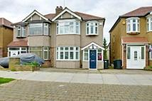 semi detached property for sale in Tenniswood Road, Enfield
