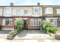 Terraced property in St Georges Road, Enfield