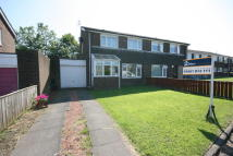 semi detached house in Rowan Drive, Ponteland...