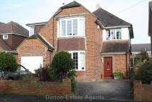 4 bedroom Detached house for sale in Palmerston Way...