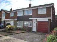 3 bedroom semi detached house in Leggatt Drive, Bramford...