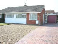 Semi-Detached Bungalow for sale in Leggatt Drive, Bramford...