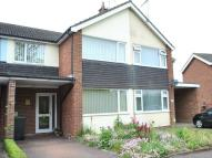 2 bed semi detached property for sale in Fraser Road, Bramford...