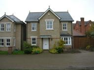 Detached house to rent in GEORGE FROST CLOSE...