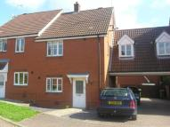 Terraced house for sale in Lacewing Close, Ipswich