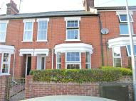 Terraced home for sale in Broom Hill Road, Ipswich