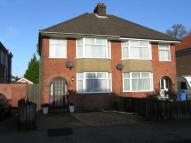 3 bedroom semi detached home in Mildmay Road, Ipswich