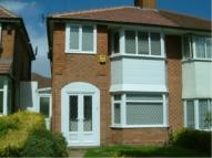 3 bed home in Gibbins Road, Selly Oak...