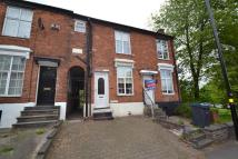 2 bed Terraced house in Nursery Road, Harborne...