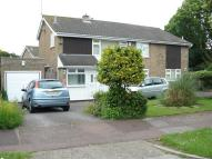 3 bedroom semi detached home in Aldrin Way, Eastwood