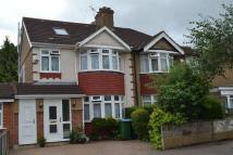 4 bedroom semi detached home for sale in Northfield Gardens...