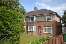 Maisonette to rent in St. Albans Road, Watford...