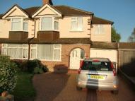 semi detached property in Briar Road, Watford...