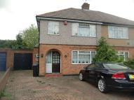 3 bedroom semi detached house for sale in Russell Crescent...