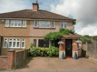 3 bed semi detached property in The Chase, Watford...