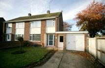 3 bed semi detached house for sale in Adastral Close...