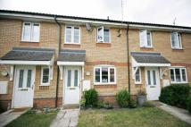 Terraced property in Barley Close, Newmarket...