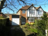 3 bedroom semi detached house in Bramcote Lane, Chilwell