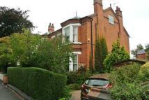 semi detached home in Attenborough Lane...
